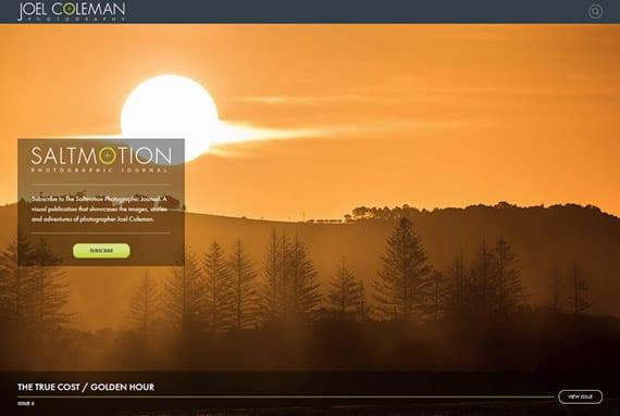 Saltmotion Journal