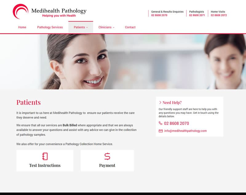 Medihealth Pathology