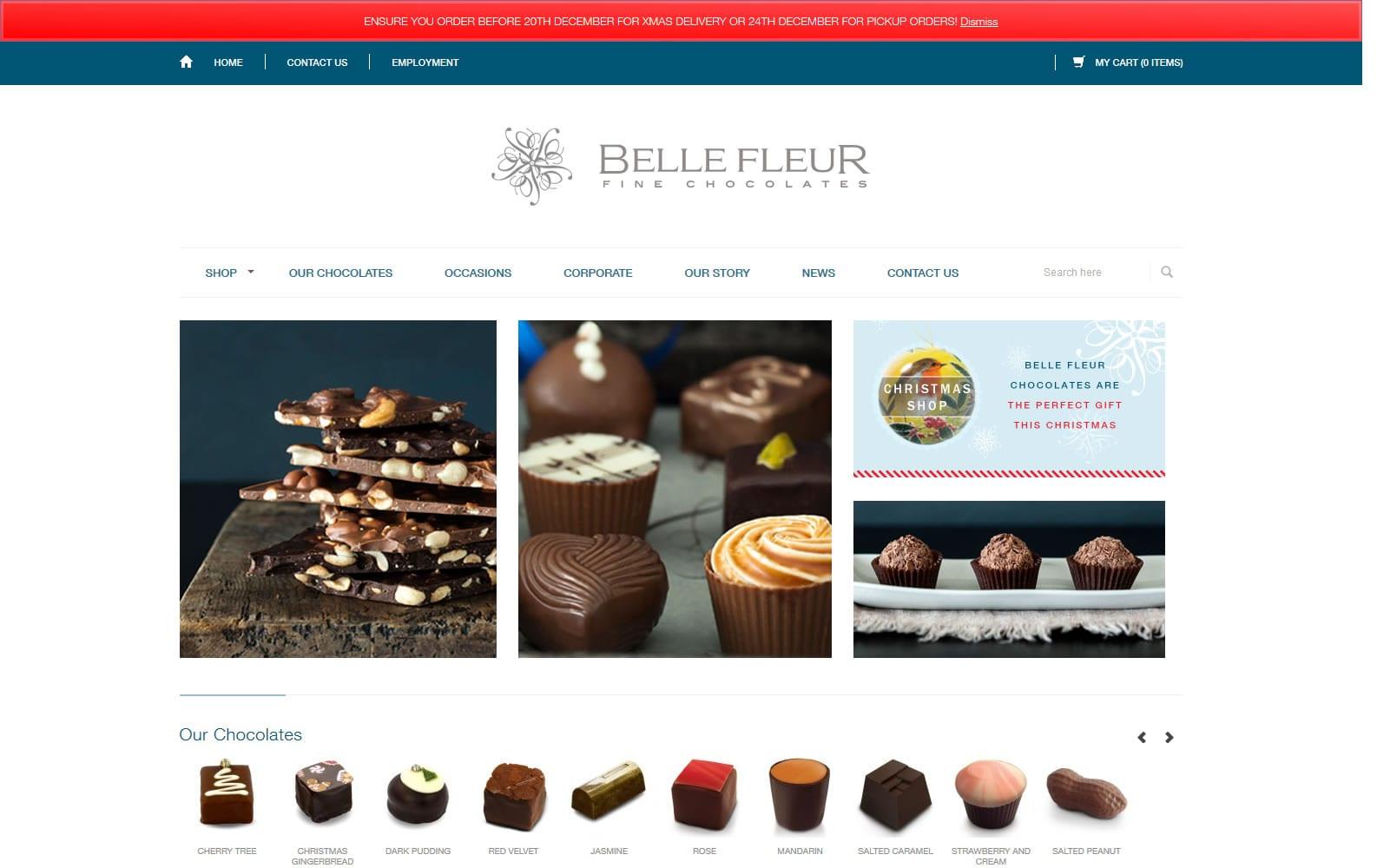 Belle Fleur Chocolates