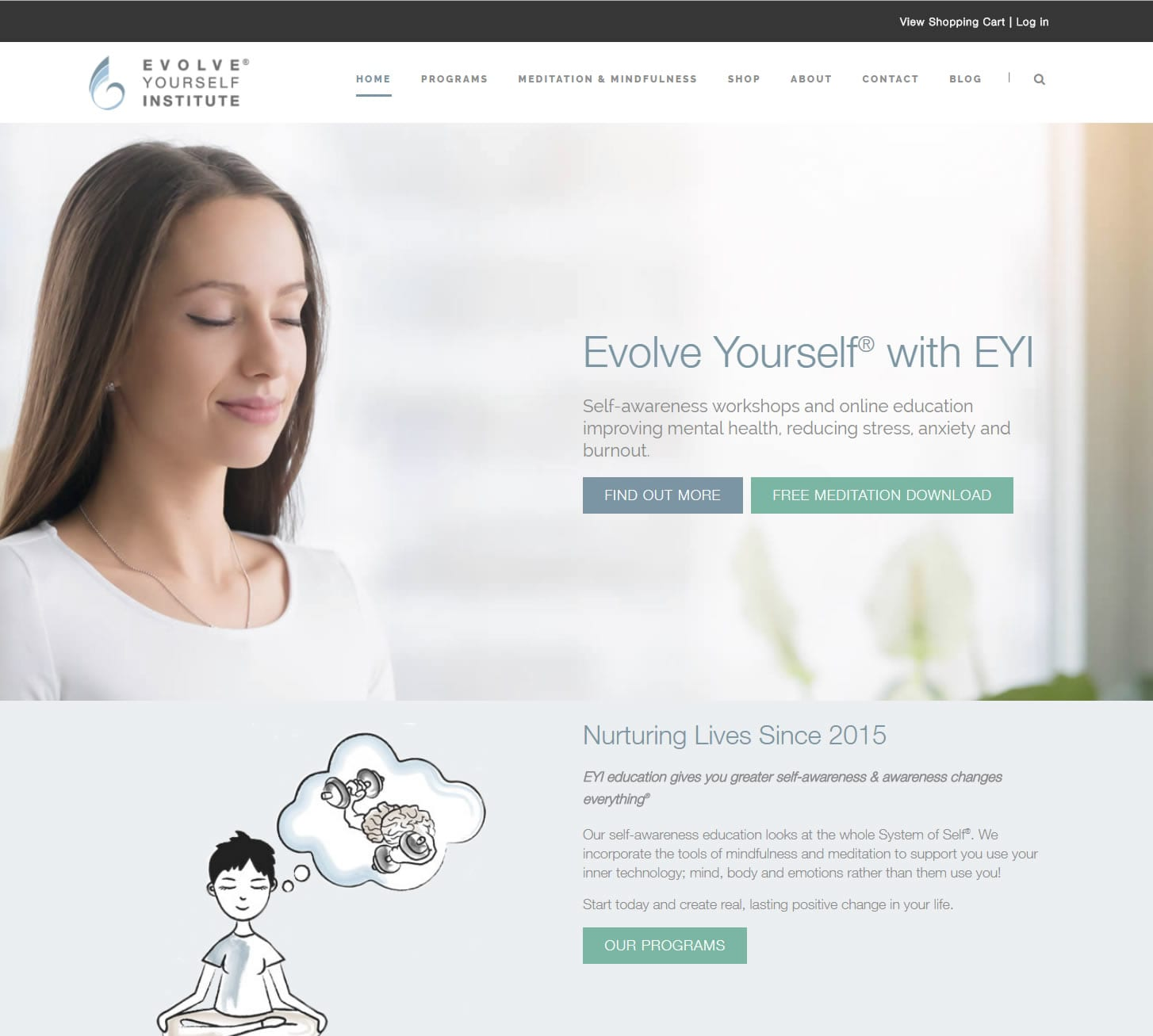 EYI Global Website