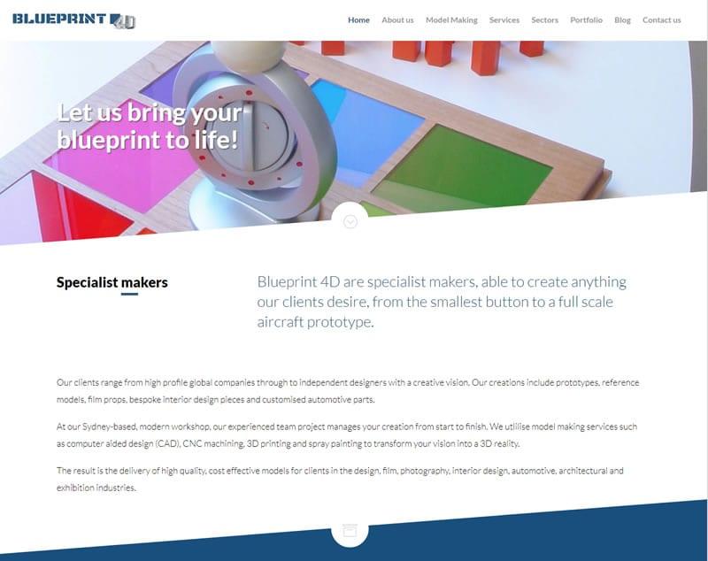 Blueprint 4D