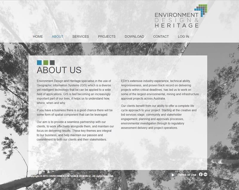 Environment Design Heritage