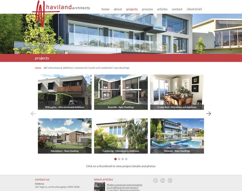 Haviland Architects